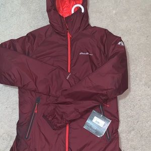 Brand new winter jacket -EDDIE BAUER